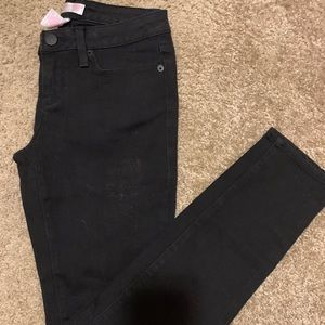 💜LOWEST PRICE💜 No Boundaries Black Jeans